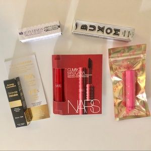 Sephora Mini Mascara Bundle NARS Tarte Urban Decay